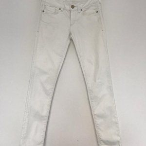 Mavi White Jeans